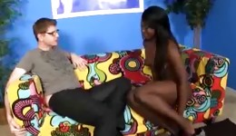 Check out this gorgeous dark-skinned gal who wants to bring sexual lover to orgasm